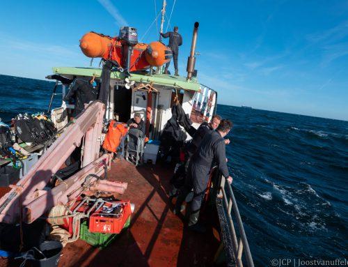 Een onrustige Noordzee